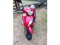 Honda vision moped