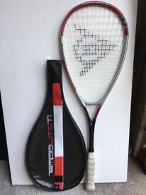 Dunlop tempoliteti squash racket