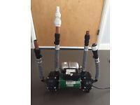 Salamander ESP CPV Twin Shower Pump