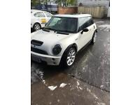 Mini cooper s supercharged modified