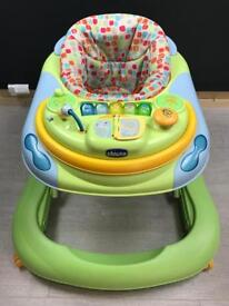 Baby Stroller Walker Chicco with music & sounds activity