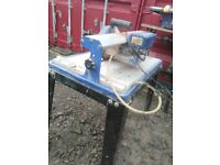 Tile Cutters FRAME 240V USED