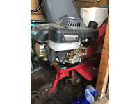 Rotavator for sale and strimmer