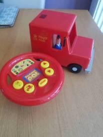Postman pat remote controlled van