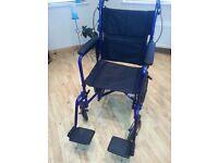 Lightweight Travel Chair - plus £15 cushion.