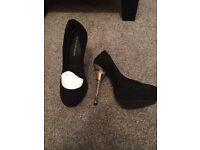 Kurt Geiger Black size 5 heels