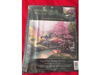 BN Cross Stitch Kit