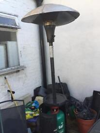 Patio garden heater for only £65