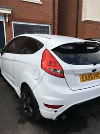 Ford Fiesta 1.6 Zetec S 3 Door 120ps - 2009