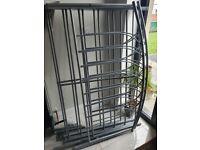 4ft 6in metal frame bed