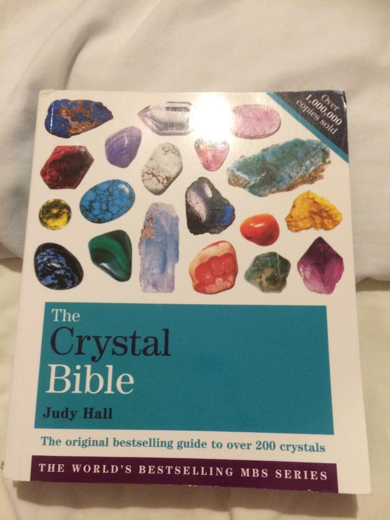 The Crystal Biblein Chester Le Street, County DurhamGumtree - Excellent condition, barely used. RRP £14.99. Smoke free house. Collection from Ch le St