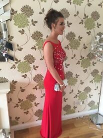 Prom Dress for Sale size 10-12 Worn Once