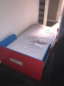 Toddle bed