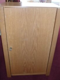 CUPBOARD, small wooden - back up for sale due to time waster
