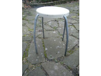 Ikea space age style stool