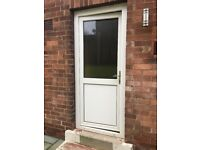 PVC white door for sale