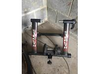 Stealth turbo trainer 2 year old mint condition