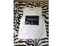 River Island Top Size 8
