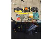 JOB LOT OF HAND TOOLS!