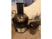 Philips juicer - as new!