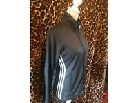 Ladies climate Adidas gym zip ups