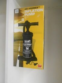 Air Hammer Inflation Pump 40cm New