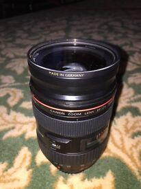 Canon EF 24/70mm f/2.8L USM Lens
