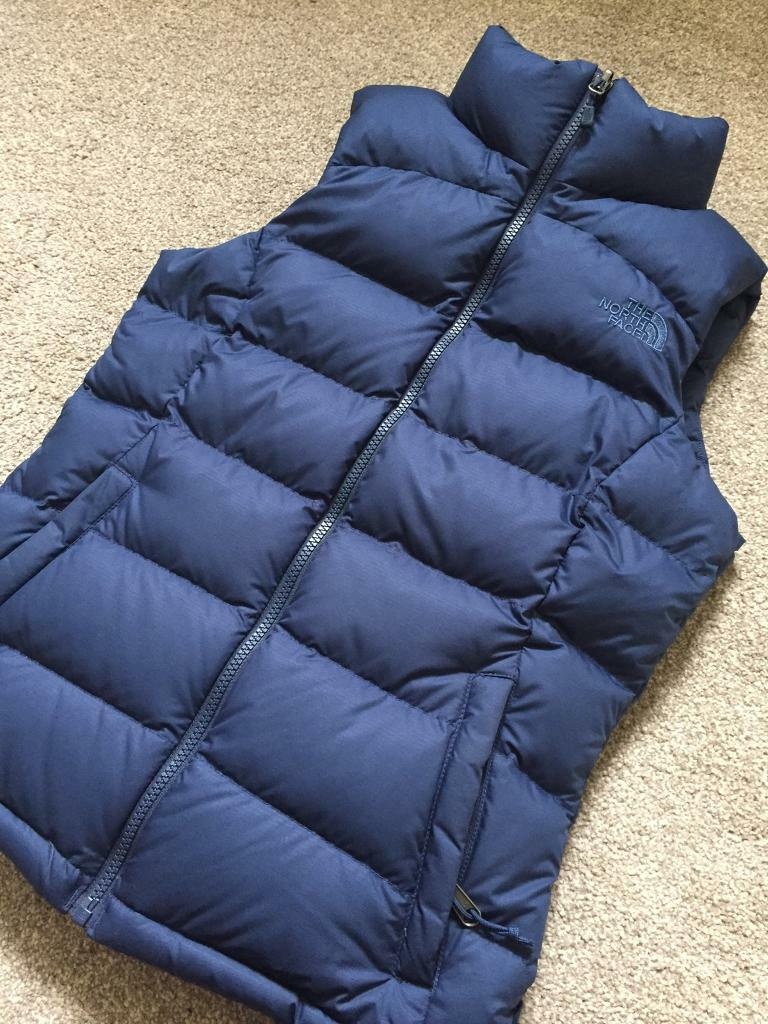 689104f9f *Reduced* North face women's body warmer | in Great Harwood, Lancashire |  Gumtree