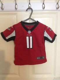 Men's and toddler jersey, ladies tshirt Atlanta Falcons in time for Super Bowl Sunday