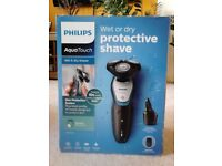 Philips Aqua Touch S5070/26 Wet or dry shawe series 5000 brand new