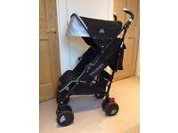 Maclaren Techno XT buggy/pushchair nearly new