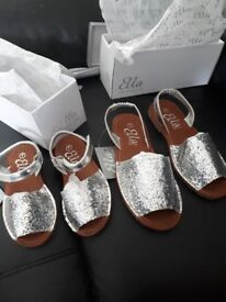 Girls sandles