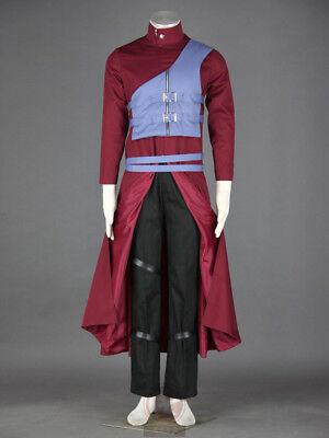 Anime Naruto Cosplay Gaara 7th Cosplay Costumes Custom Any Size