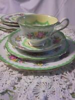 *Beautiful Vintage plates, dishes, tea cu and tableware rentals*