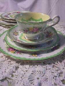 *Beautiful Vintage plates, tea cups and tableware rentals* Windsor Region Ontario image 1