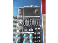 Yamaha Mixing Console MG16/6FX