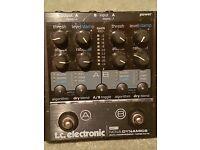 TC Electronic NDY-1 Nova Dynamics Guitar Effects Pedal