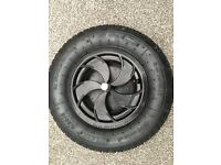 Wheelbarrow Wheel & Tyre