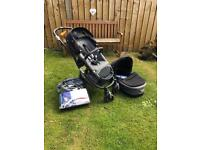 Britax Affinity Pram/Pushchair Travel System