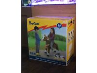 Brand new sealed pony cycle ride on horse