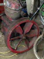 2 lung air compressor