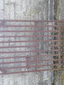 Hand mAde iron gate