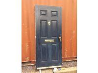 Composite type Front Entrance Door