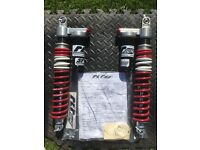 PEP ZPZ PB1 & ZPS Dual Rate Quad Shocks