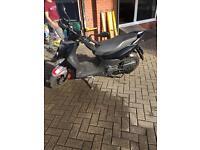 Sym crox 125cc 2015