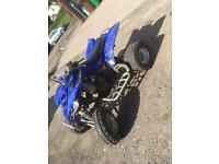 Yamaha raptor 660cc quad