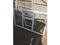 PVCU DOUBLE GLAZED WINDOW