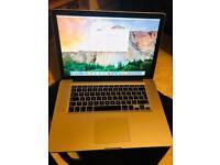 Macbook pro 15 inch i5