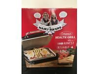 Hairy Bikers - Ceramic Health Grill BNIB