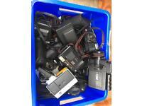 Job lot of over 20 retro cameras